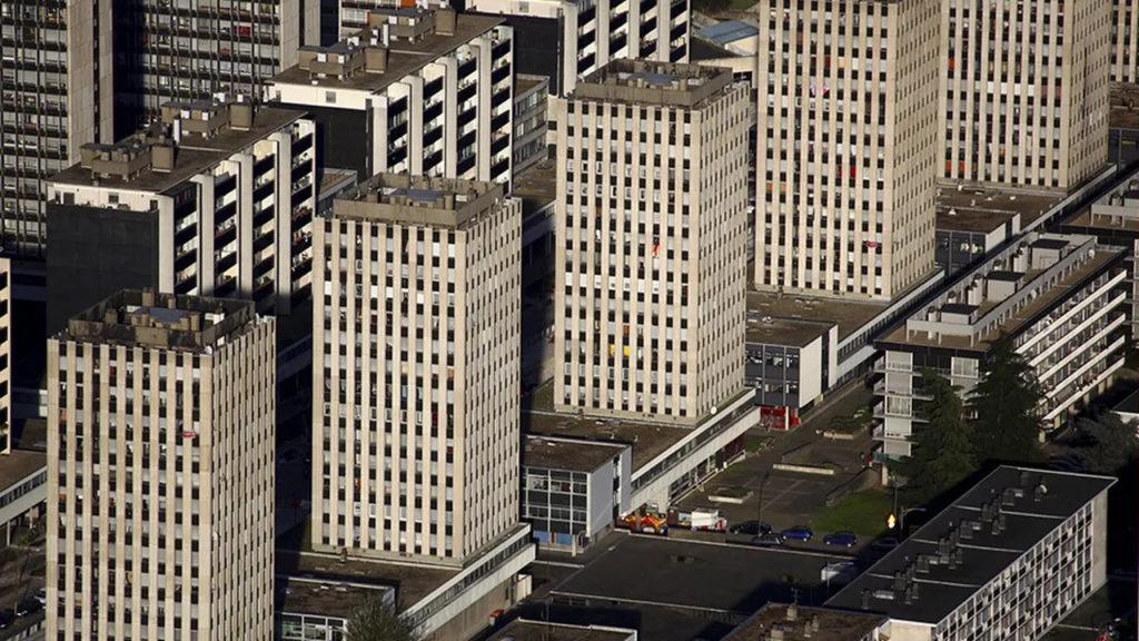 Immeubles à Rognonas