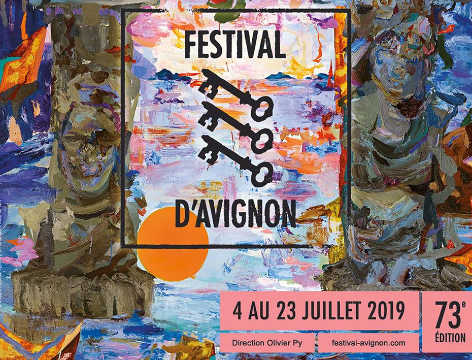 Le festival d'Avignon proche de Rognonas